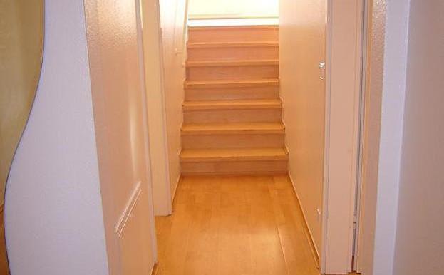 02 Treppe zum Wohnzimmer