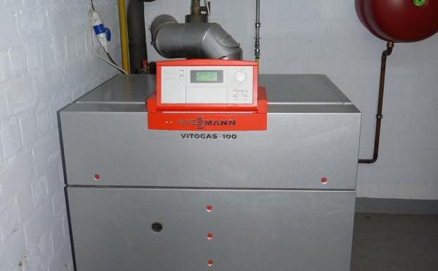 05 Viessmann Gas-Heizung