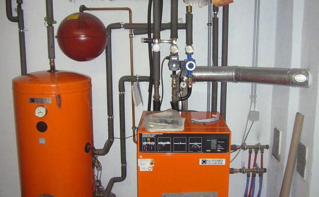11 Kloeckner-Gas-Heizung