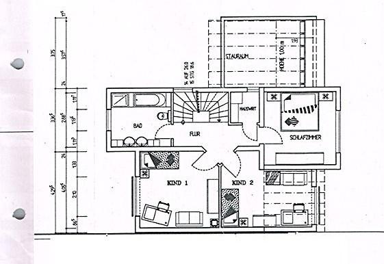 27 Grundriss Obergeschoss