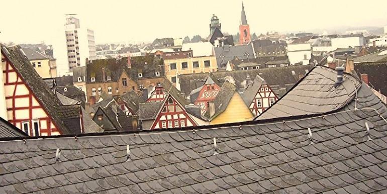 Über den Dächern der Limburger Altstadt