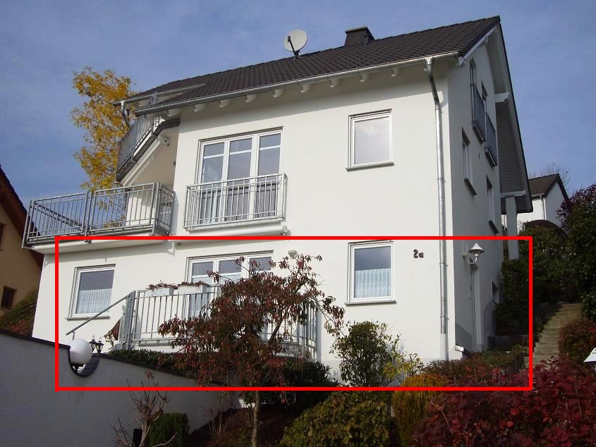 Helle 2 Zimmer Pendler-Wohnung zw. Limburg u. Diez