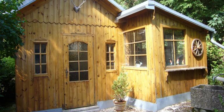 Gartenhaus mit 2 Räumen