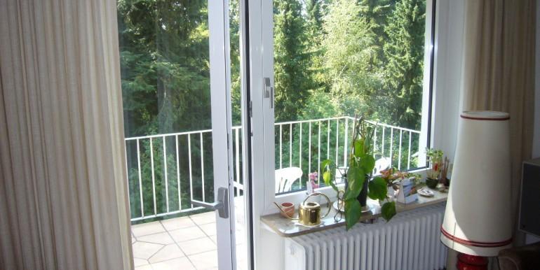 Zum Balkon
