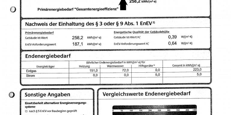 Energieausweis, Merenberg, Nassaustr. 7