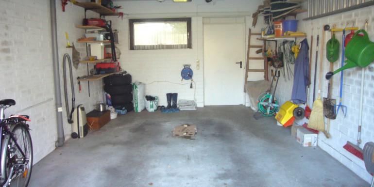 Große Garage mit viel Stellfläche