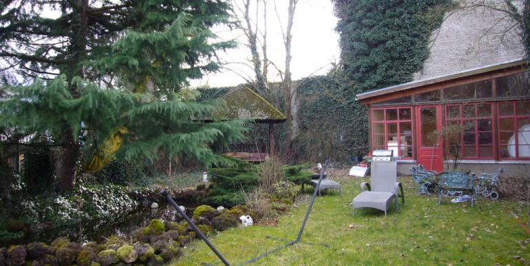Garten im Winterhalbjahr