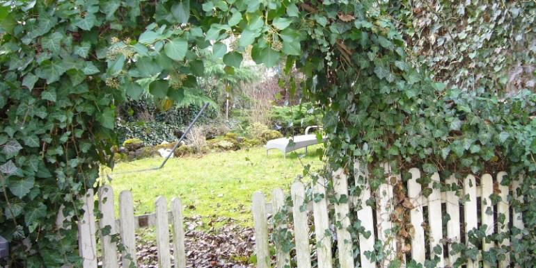 Gartenpforte