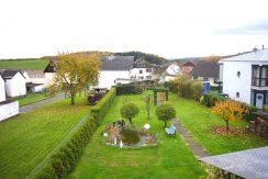 Blick i.d. Garten