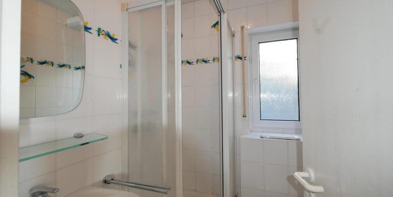 Duschbad im UG
