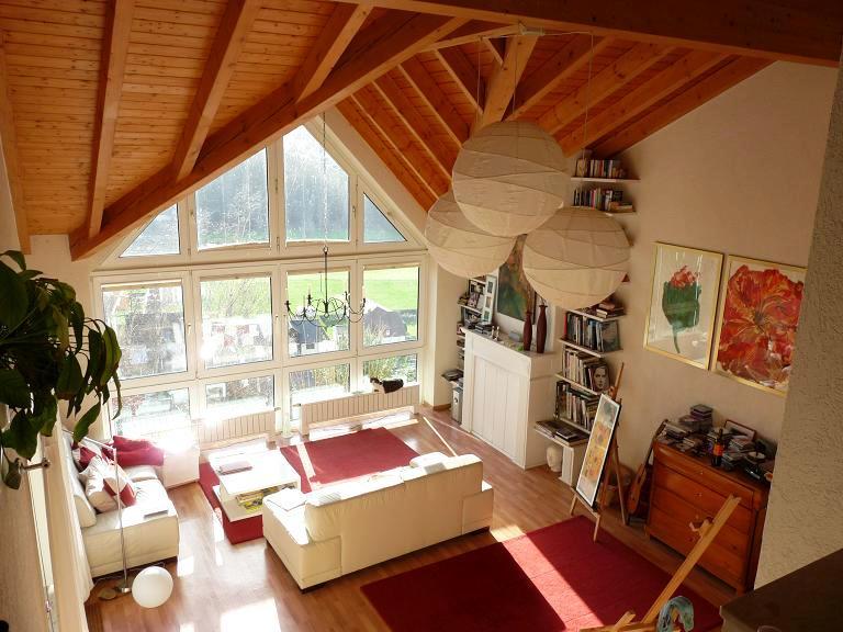 Traumhafte sonnenhelle Doppelhaushälfte
