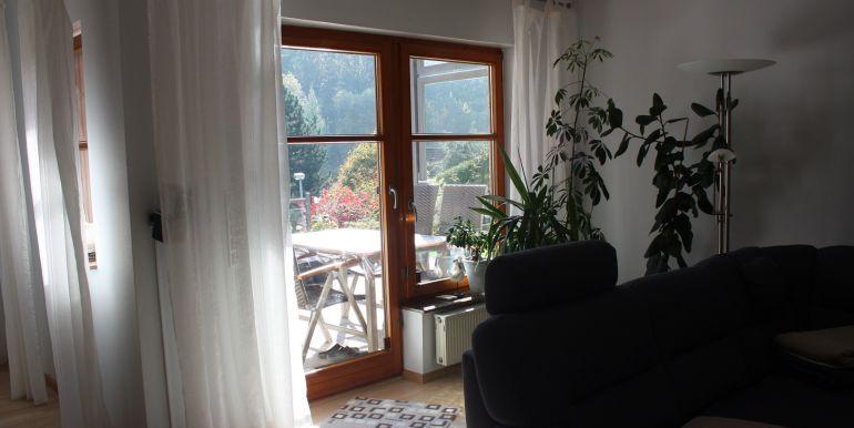 Terrassenzugang aus Wohnzimmer