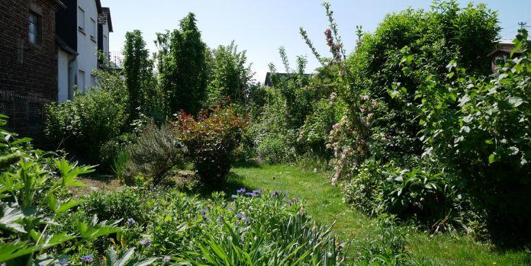 Garten- u. Rasenfläche