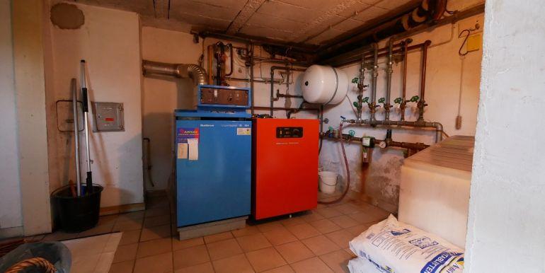 Erdgas-Heizung