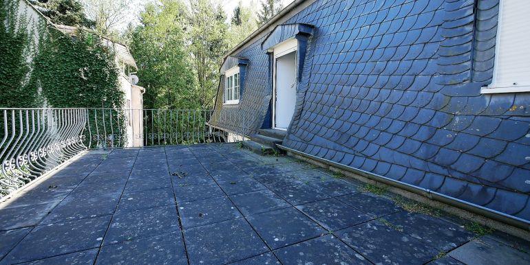 22 m² Dachterrasse