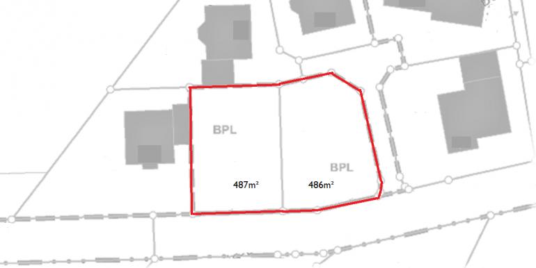 Lageplan - BPL eingezeichnet