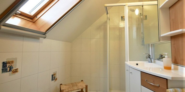 Studio-Bad mit WC