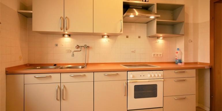 Küche-Arbeiten